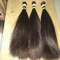 PURE BROWN STRAIGHT HUMAN HAIR EXTENSION !!!!!