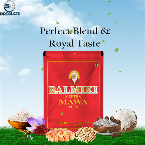 Balmiki Meetha Mawa Plus Mouth Freshener