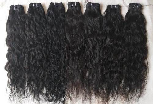 Black Human Hair Extension