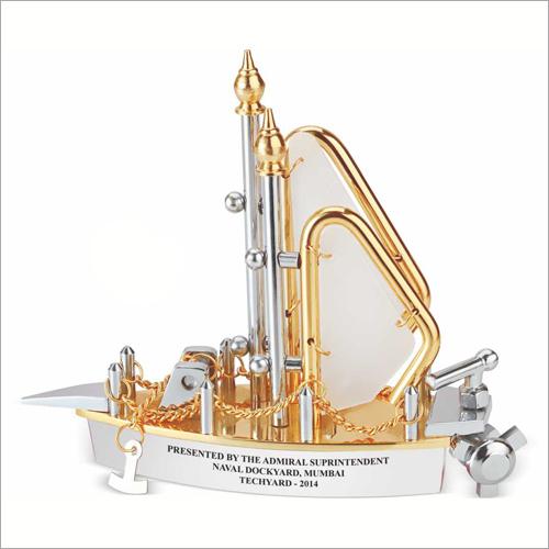 Small Ship Desktop Gift