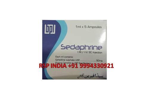 Sedaphrine Im Iv Sc Injection