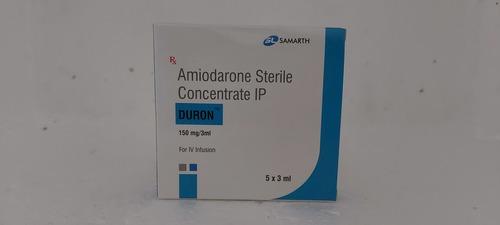 Duron - Amiodarone Sterile Concentrate Ip 150mg/3ml