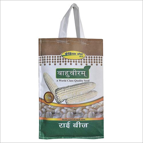 Laminated Non Woven Handle Bag