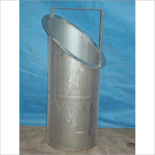 Cylindrical Strainer