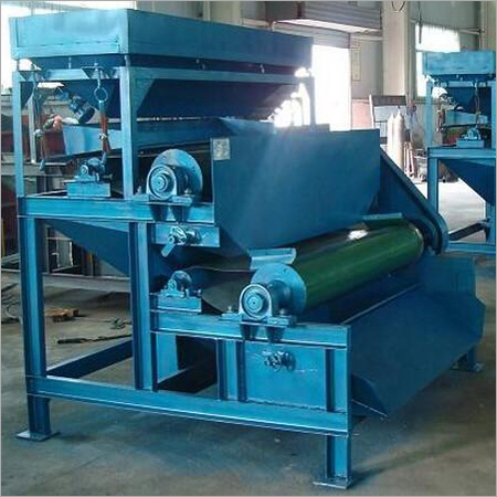 Double Roller Magnetic Dust Iron Separator
