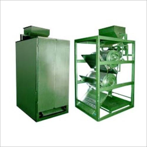 Closed Double Drum Magnetic Iron Separator