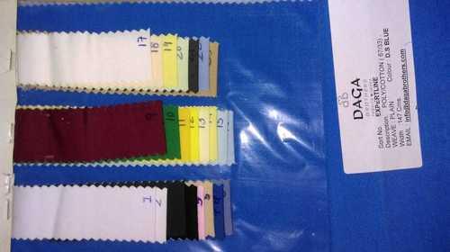 45pc x 45pc fabrics