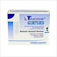 Taxotere 160 Mg Injection