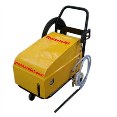 7500 PSI Wet Sandblasting Equipment