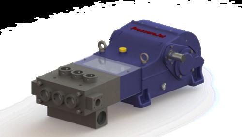 KB Series Sewer Jetting Pump