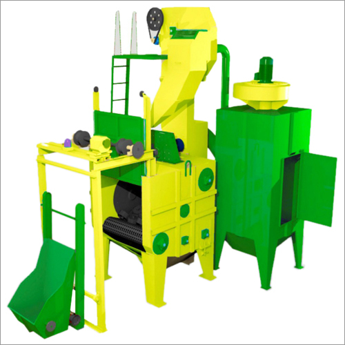 27x36 Tumblast Shot Blasting Machine