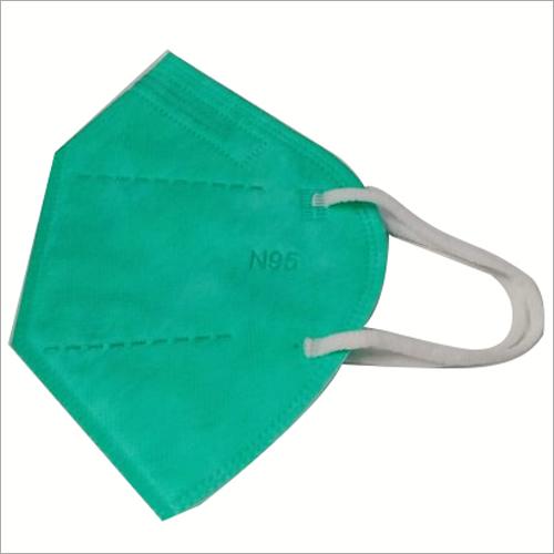 N95 Light Green Face Mask