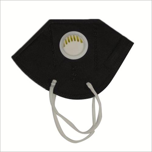 N95 Black Face Mask