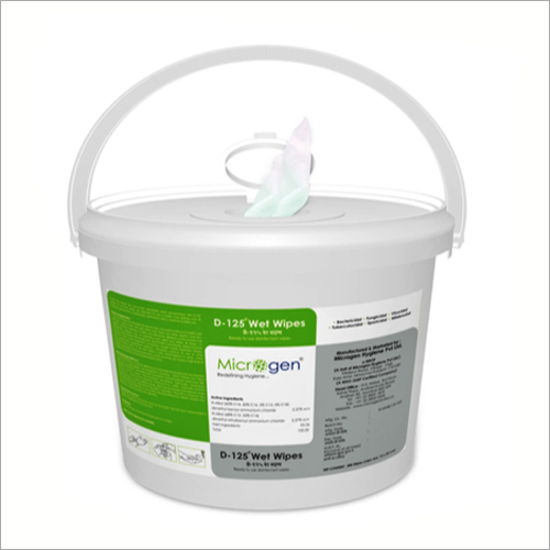 Microgen Non Woven Wet Wipes