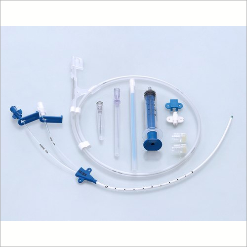 ABLECATH Central Venous Triple Lumen Catheter