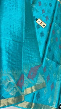 Ladies Silk Handloom Saree