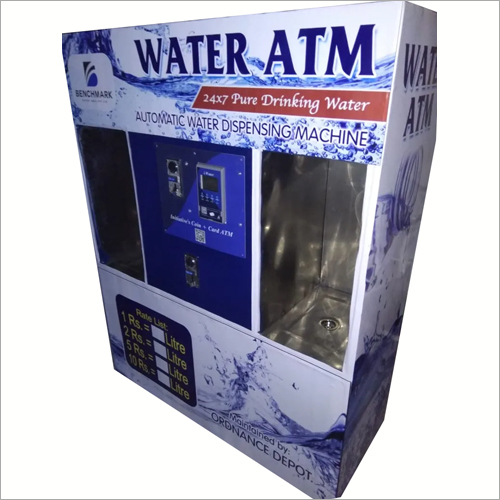 Automatic Water Dispensing Machine