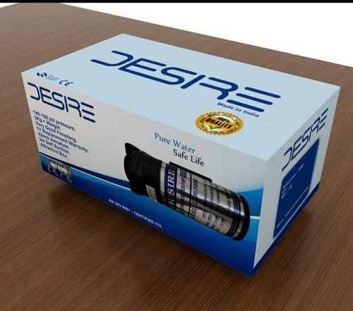 Desire Booster Pump
