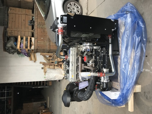 Perkins 1104D-E44 TA Diesel Engine