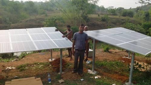 Amrut Solar Water Pump