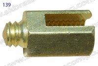 Custom Brass Switchgear Parts