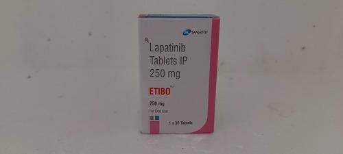 Etibo - Lapatinib Tablets Ip 250mg