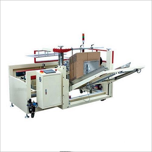 Automatic Carton Erector & Bottom Sealer