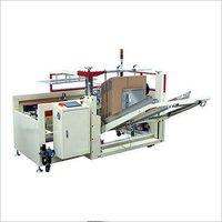 Carton Erector & Bottom Sealer