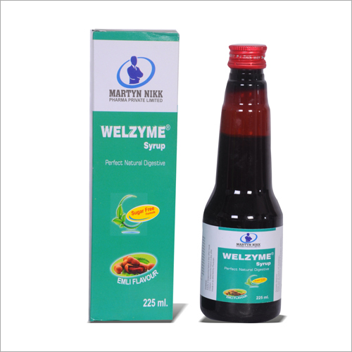 Welzyme Syrup