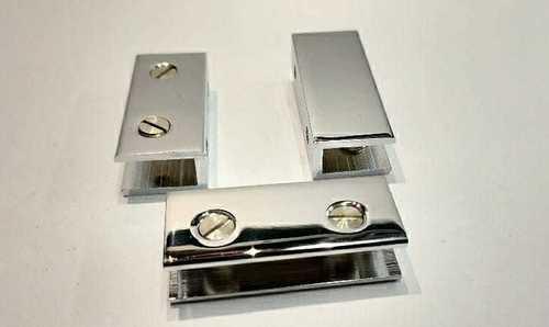 Square Bracket Glass Corner