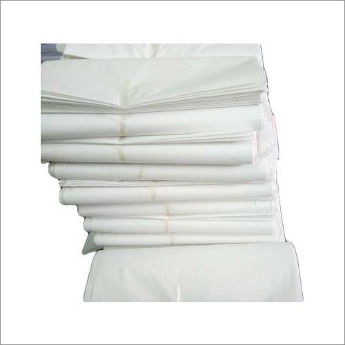 White Pocketing Fabric
