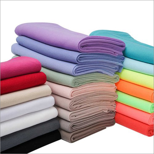 Plain Polyester Cotton Fabric