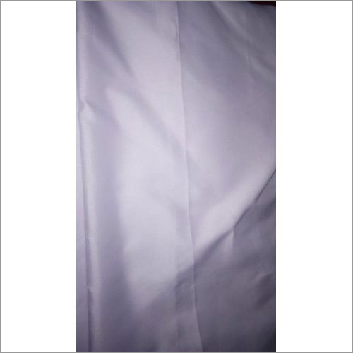 White Polyester Cotton Fabric