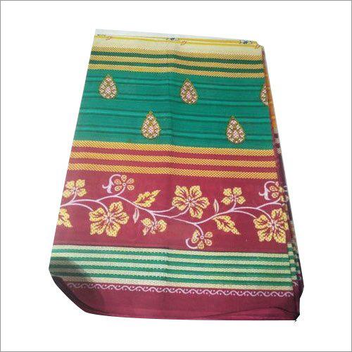 Printed Cotton Sarees