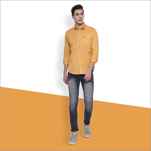 Men Plain Formal Shirts