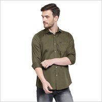 Mens Full Sleeve Party Wear Shirts