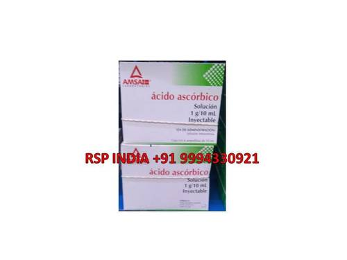 Acido Ascorbico 1mg 10ml Solution