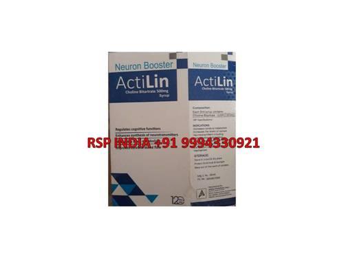 Actilin 500mg Syrup Neuron Booster