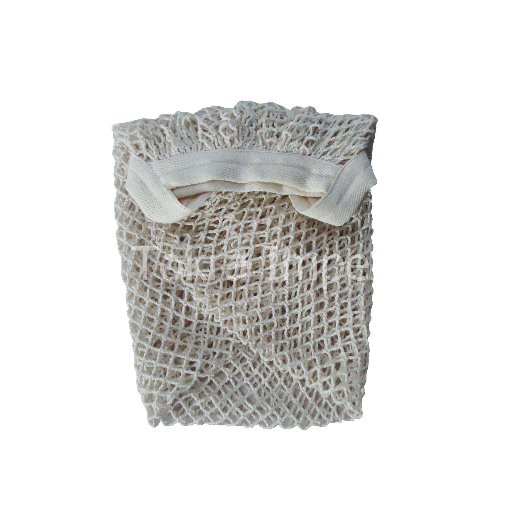 Cotton Mesh Shopping Bags