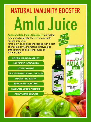 Ayurvedic juices