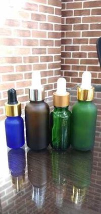 Cosmetic Serum Glass Bottle