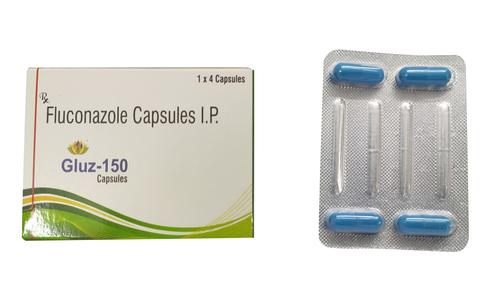 Gluz 150 Fluconazole Capsules
