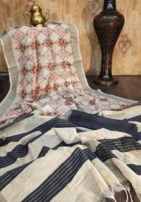 Bamboo Cotton Sarees