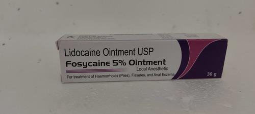 Fosycaine 5% Ointment