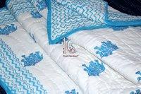 100% Cotton Jaipuri Razai Naturally Dyed Bedcover