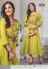 Cotton Candy Vol-7 Designer Kurti Set
