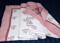 Pure Cotton Jaipuri Razai Soft Cotton Bed Cover
