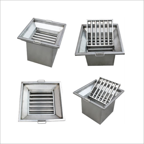 MS Magnetic Grill