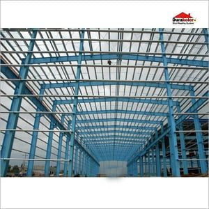 Fabricated Steel Building Structure