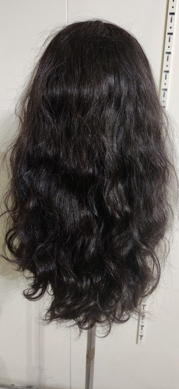 Remy Pure Natural Wave Hair Cap Based Wig